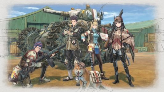 Valkyria Chronicles 4 Review - Back In Fighting Form