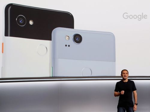 Google put a custom, self-designed chip inside its latest flagship smartphone