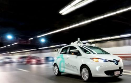 NuTonomy gets Boston OK to test autonomous cars city-wide