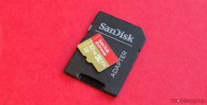 Amazon discounts 32GB SanDisk microSD card to $20