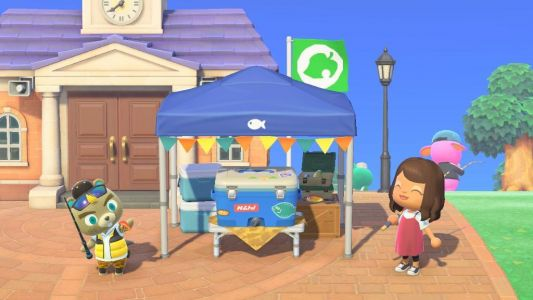 When Does C.J. Visit In Animal Crossing: New Horizons?