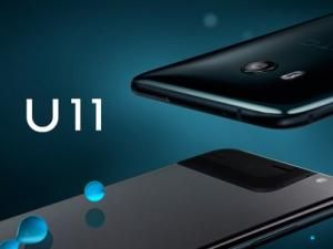 HTC U11 Plus Spotting In Benchmarks: 6in Display, Qualcomm Snapdragon 835