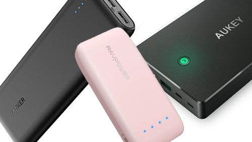 Best power banks in the UAE 2018: the best portable chargers to keep your gadgets going