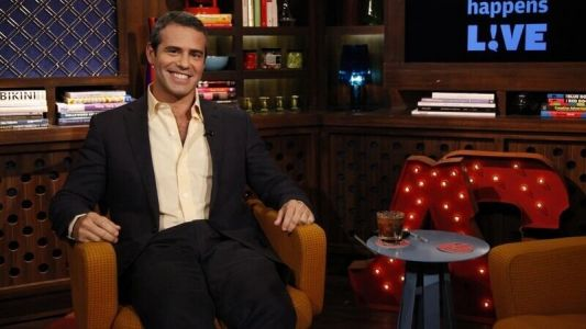 Quibi Is Adapting THE ANDY COHEN DIARIES Into an Animated Series