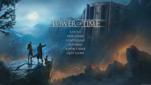 Tower of Time - Un essai vers le OldSchool ?