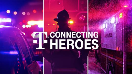 T-Mobile launches Connecting Heroes, offering free service to first responders