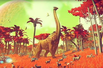 'No Man's Sky Online' Announced As Part Of The 'Beyond' Free DLC