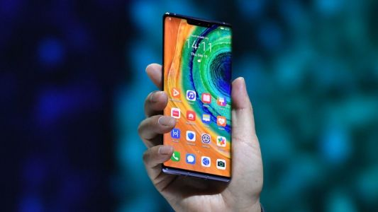 Download the official Huawei Mate 30 Pro wallpapers