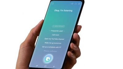 Say What: Samsung's Bixby Adds Voice Capabilities