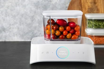 Silo A.I. vacuum storage system tells you when your leftovers are going bad