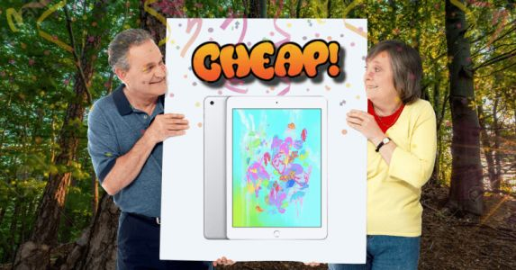 CHEAP: A 9.7-inch iPad? For $249? You must be lying
