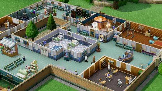 Video: Two Point Hospital isn't just Theme Hospital 2
