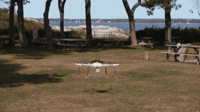 Separating fiction from feasibility in the future of drone delivery