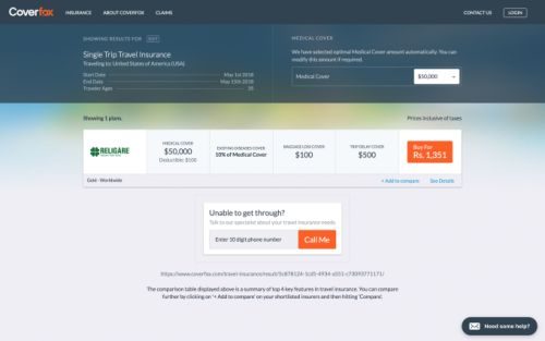 Indian online insurance startup Coverfox lands $22M led by World Bank's IFC and Transamerica