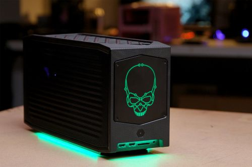 Intel Beast Canyon NUC11BTMi9 review: A bigger footprint shrinks this gaming PC's appeal