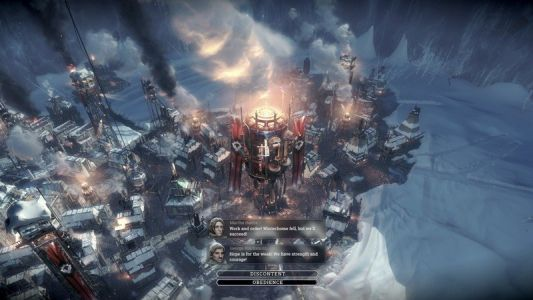 Frostpunk: On The Edge is the game's final expansion, adds new story