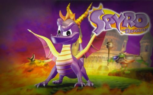 Spyro The Dragon Trilogy Remaster Will Launch This Year On The PlayStation 4
