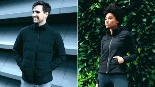 Pre-Order Your Voice-Activated Heated Jacket