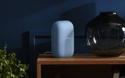 Google teases next Nest smart speaker's odd design