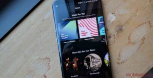 Spotify is rumoured to be looking into making its own hardware device