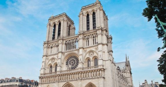 The Notre Dame Fire and the Future of History
