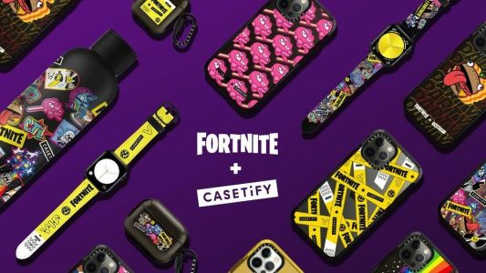 Fortnite Gets New iPhone Cases, Apple Watch Bands, And More From Casetify
