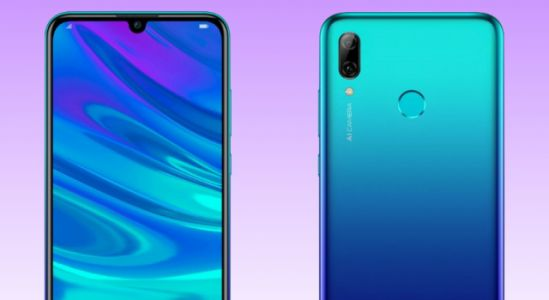 Huawei P Smart get leaked by French retailer, Kirin 710 and teardrop notch in tow