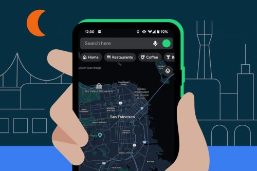 Google Maps finally rolls out dark mode on Android
