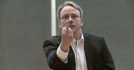 Linux creator slams Intel for crappy Meltdown/Spectre patches