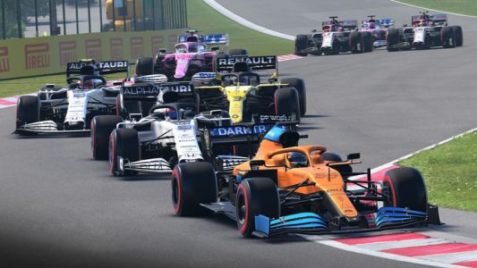 F1 2020 review: A game for all talents