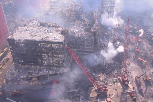 Newly recovered Ground Zero photos show why you should back up your CD-Rs now