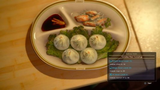 What's Your Favorite Food To Consume In A Game?
