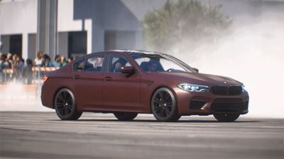 New Need For Speed Payback Trailer Unveils The BMW M5