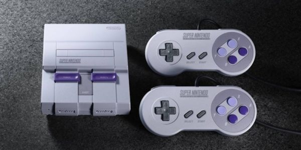 Game like the 90s never ended with a free SNES Classic on us!
