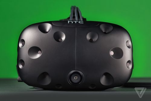 HTC partners with Mozilla to bring Firefox's virtual reality web browser to the Vive headset
