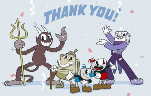 Cuphead has gone platinum with over 1 million units sold