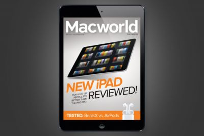 Macworld's May Digital Edition: iPad Review