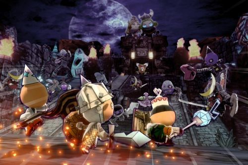 Happy Wars bids adieu to Windows 10 and Xbox 360, lives on for Xbox One