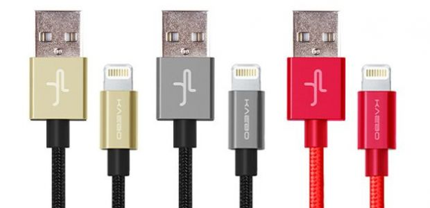 You Can Get 3 Ultra-Durable Lightning Cables for Only $13