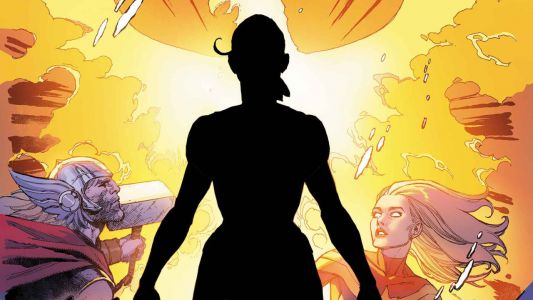 Marvel may have just revealed its new Phoenix on a Heroes Reborn variant cover