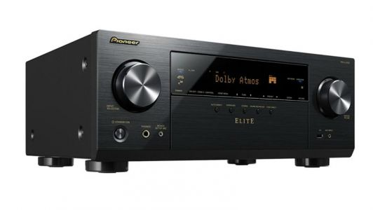 Pioneer's VSX-LX103 Elite Receiver Comes With Chromecast