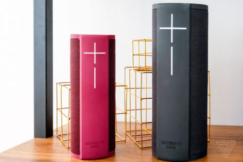 The new UE Blast may be the first great portable Alexa speaker