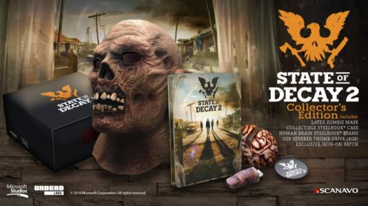 State of Decay 2 Collector's Edition Announced, Doesn't Come With Game
