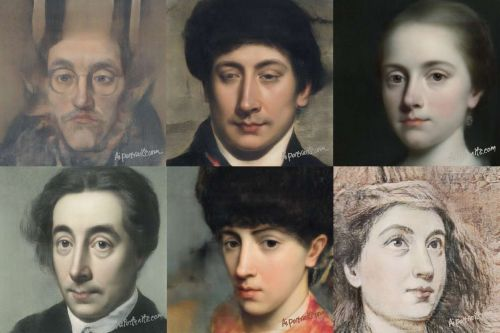 This website uses AI to turn your selfies into haunted classical portraits