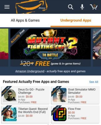 """Amazon Appstore to end """"Actually Free"""" app and game downloads"""