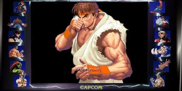 Street Fighter 30th Anniversary Collection Is Everything You Want From Street Fighter, Literally