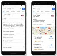 Google Brings Election Tools to Google Search