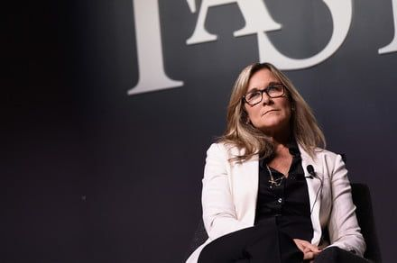 Apple retail chief Angela Ahrendts is leaving after five years in the job