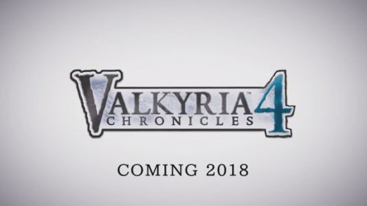 Valkyria Chronicles 4 Coming In 2018