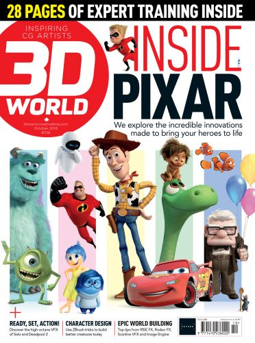 Download files for 3D World 238